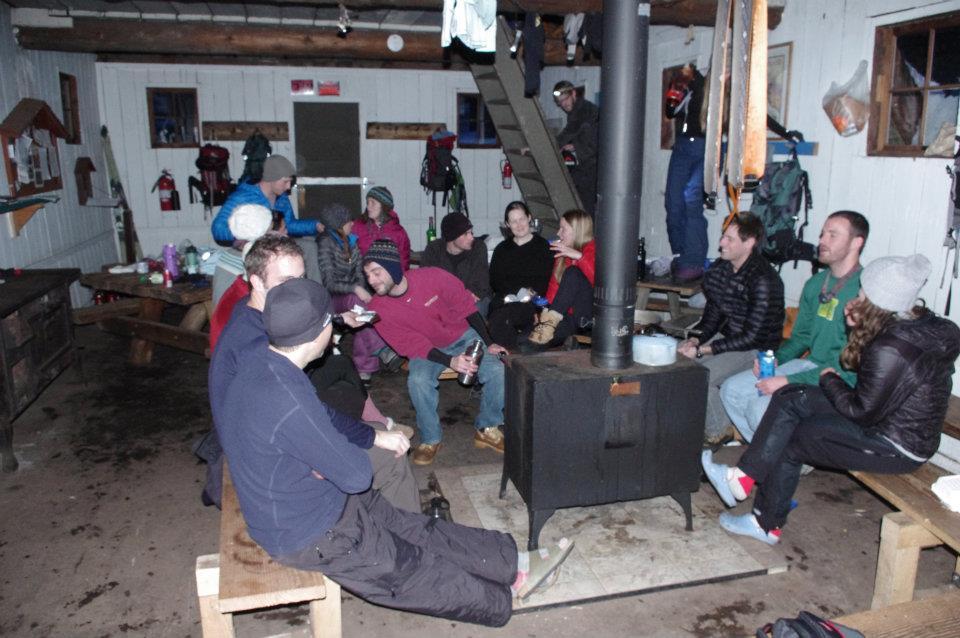 Tilly Jane Hut – Mt Hood   Take A Load Off